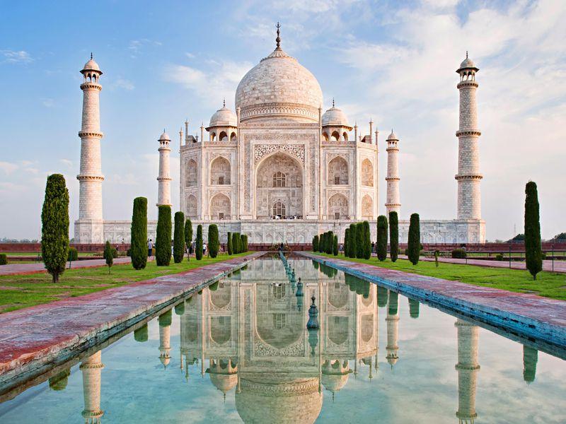 تاج محل هندوستان