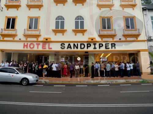 هتل سندپایپر مالزی