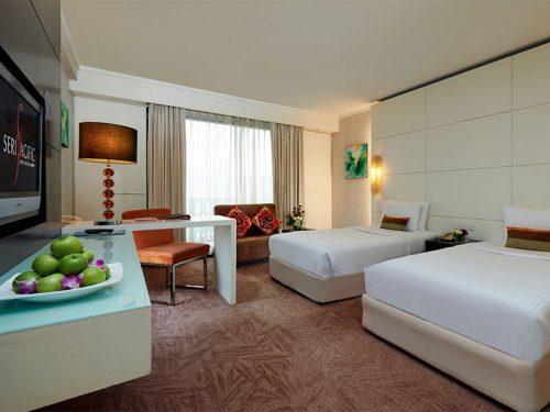 هتل سری پاسیفیک کوآلالامپور