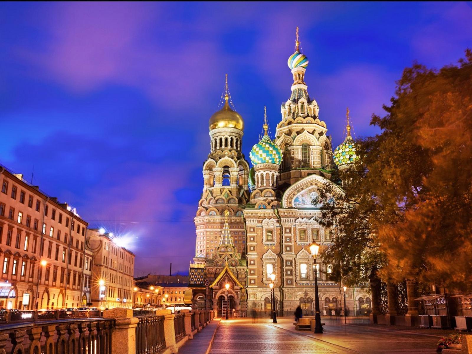 سن پترزبورگ | Saint Petersburg