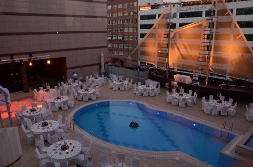 هتل گرند جواهر استانبول | Grand Cevahir Hotel