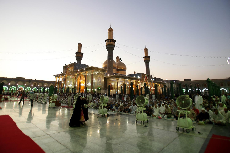 کاظمین | Kadhimiya