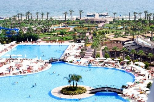 هتل میراکل آنتالیا | Miracle Hotel