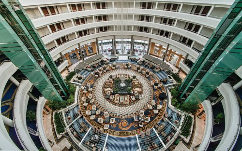 هتل لوکس کالیستا آنتالیا | Calista luxury Hotel
