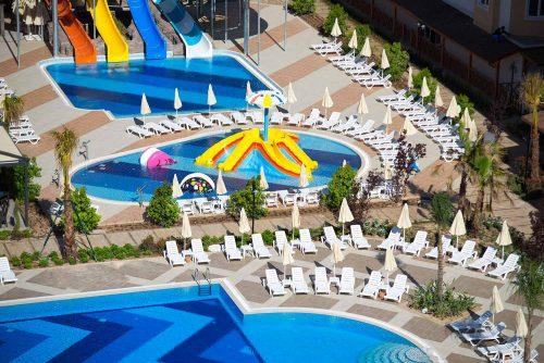 هتل لارا فامیلی آنتالیا | Lara family Hotel