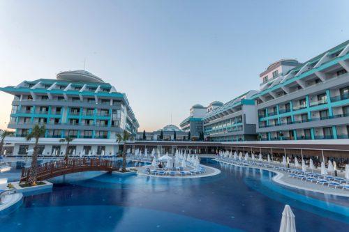 هتل سنستیو پریمیوم آنتالیا | Sensitive premium Hotel