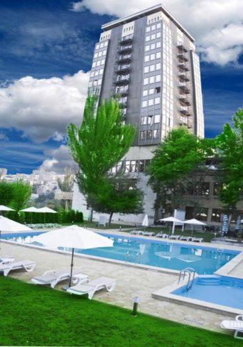 هتل هرازدان ایروان | Harazdan Hotel