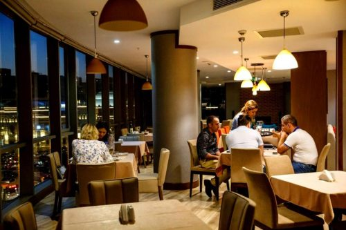 هتل استی بریج سوئیت باکو | Staybaridge Suite Hotel