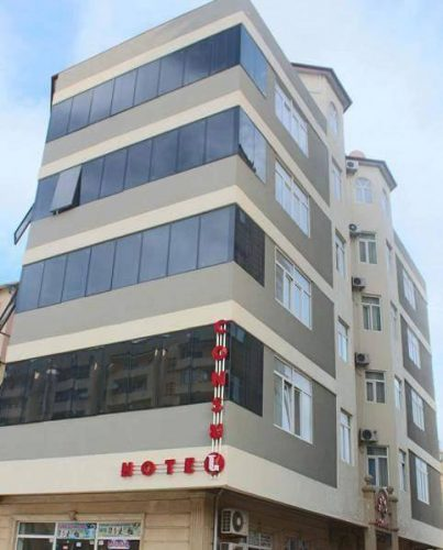 هتل کنسول باکو | Consul Hotel