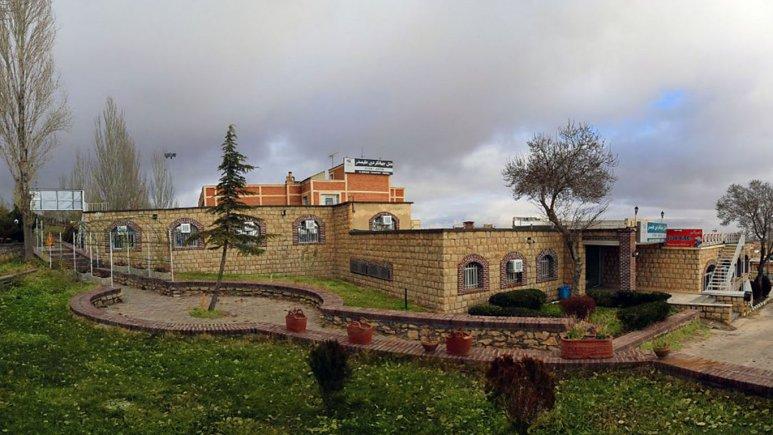 هتل جهانگردی علیصدر همدان