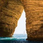 صخره-های-روشه-بیروت