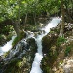 آبشار نیاسر کاشان