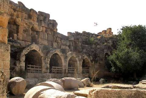 قلعه بعلبک بیروت