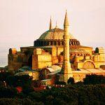 کلیسای ایا صوفیه ترکیه