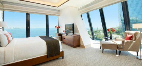 هتل فیرمونت باکو   Fairmont Hotel