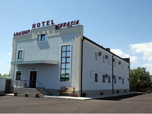 هتل یورآسیا تفلیس