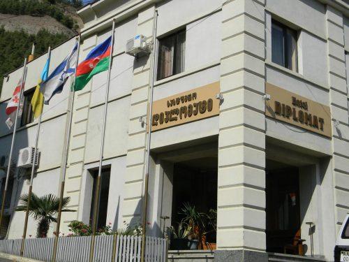 هتل دیپلمات تفلیس