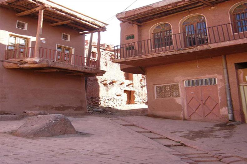 روستای ابیانه کاشان