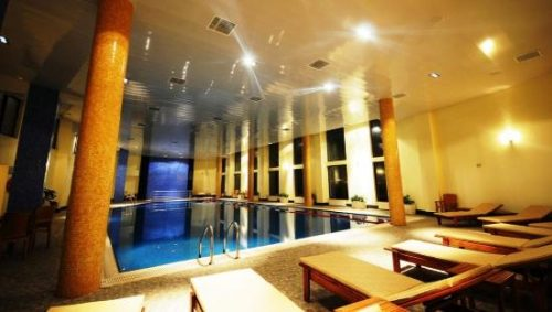 هتل کراون باکو   Crown Hotel