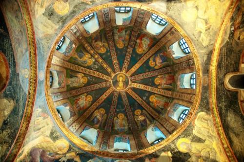 کلیسای چورا استامبول