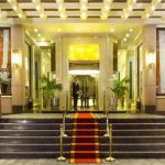 هتل اسپیناس خلیج فارس تهران