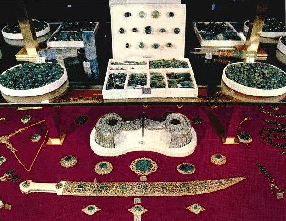 موزه جواهرات ملی ایران