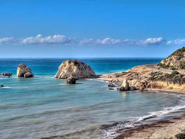 صخره-آفرودیت-قبرس