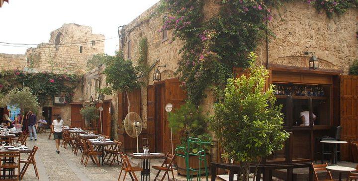 منطقه جببیل بیروت