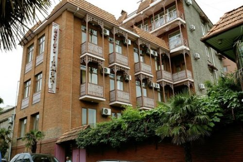 هتل ایرمنی تفلیس