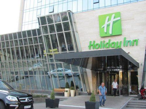 هتل هالیدی این تفلیس