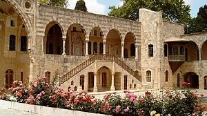 کاخ بیت الدین لبنان
