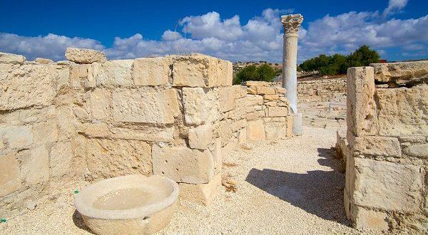 کوریون باستان قبرس
