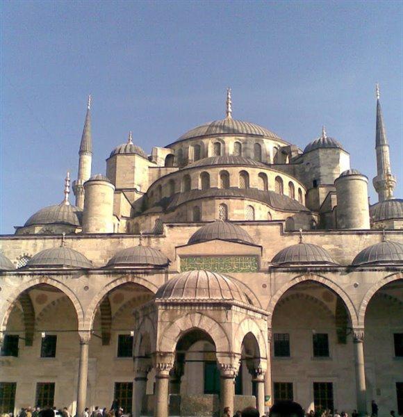 مسجد سلطان احمد ترکیه
