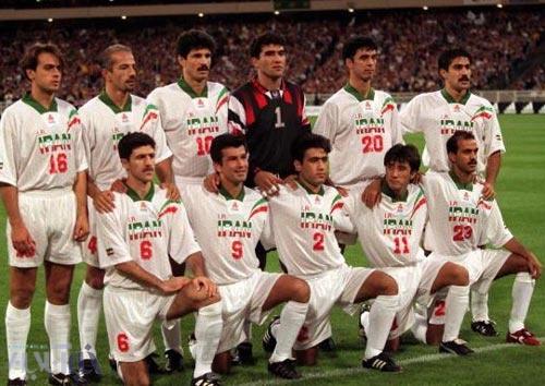 جام جهانی فوتبال۱۹۹۸ فرانسه