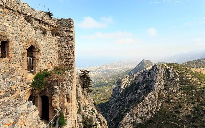 قلعه سنت هیلاریون قبرس