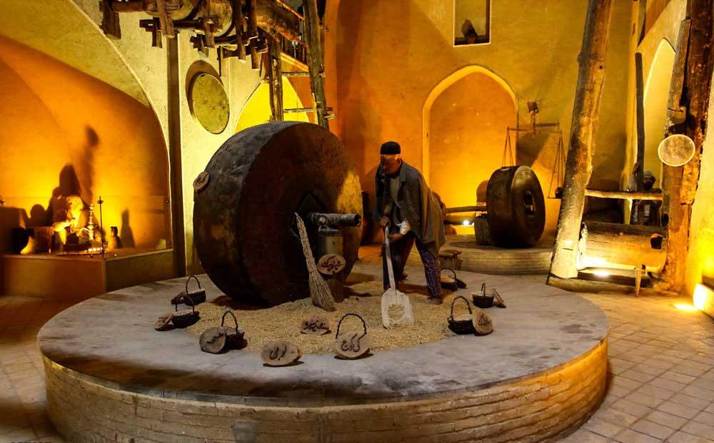 موزه عصارخانه شاهی اصفهان