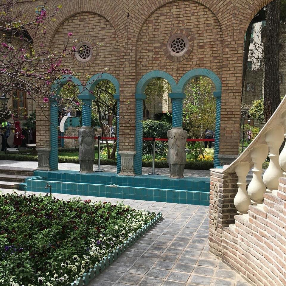 خانه و موزه مقدم تهران