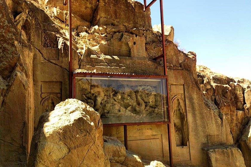 معبد داشکسن زنجان