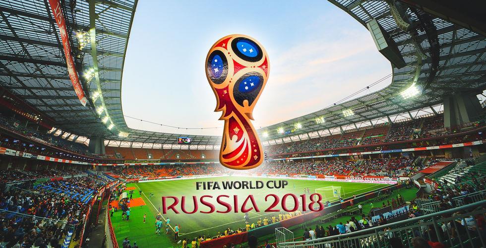 جام جهانی 2018 روسیه