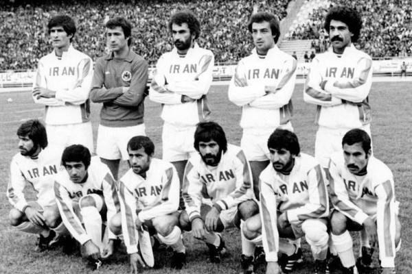 تاریخچه حضور ایران در جام جهانی