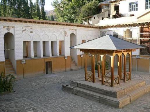خانه نیما یوشیج مازندران