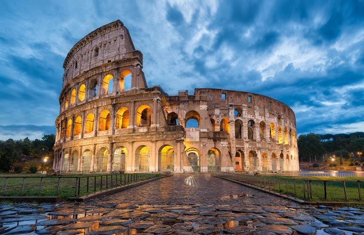 کولوسِِـُوم ایتالیا