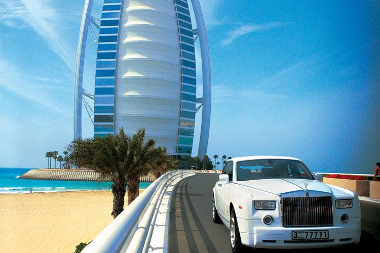 برج العرب امارات