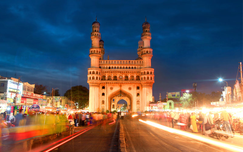 مسجد چهارمنار هند