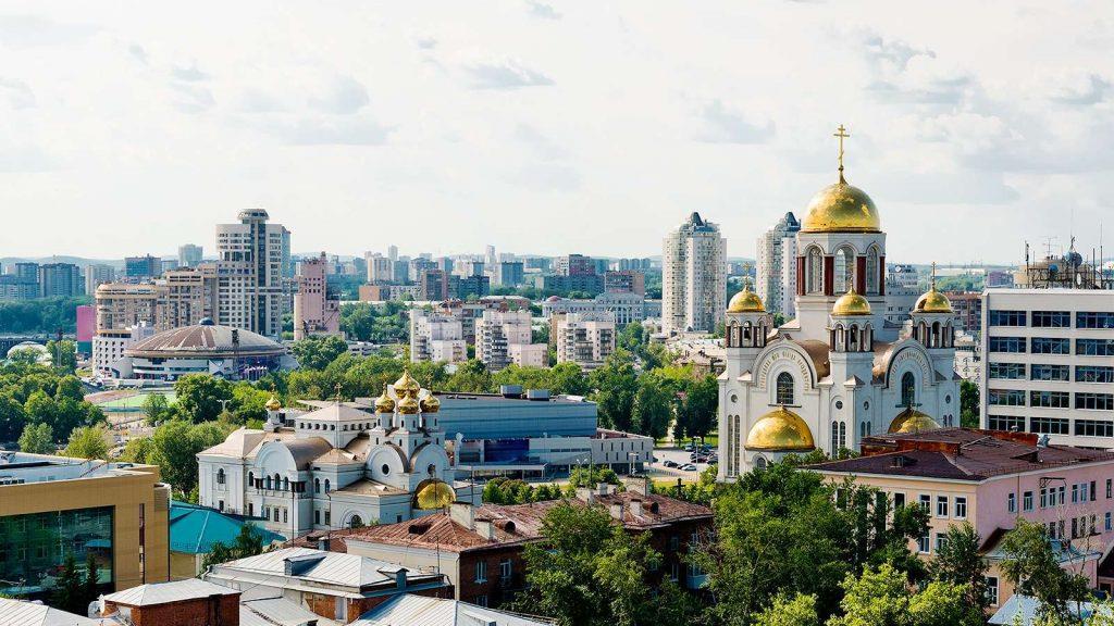شهرهای میزبان مسابقات جام جهانی روسیه