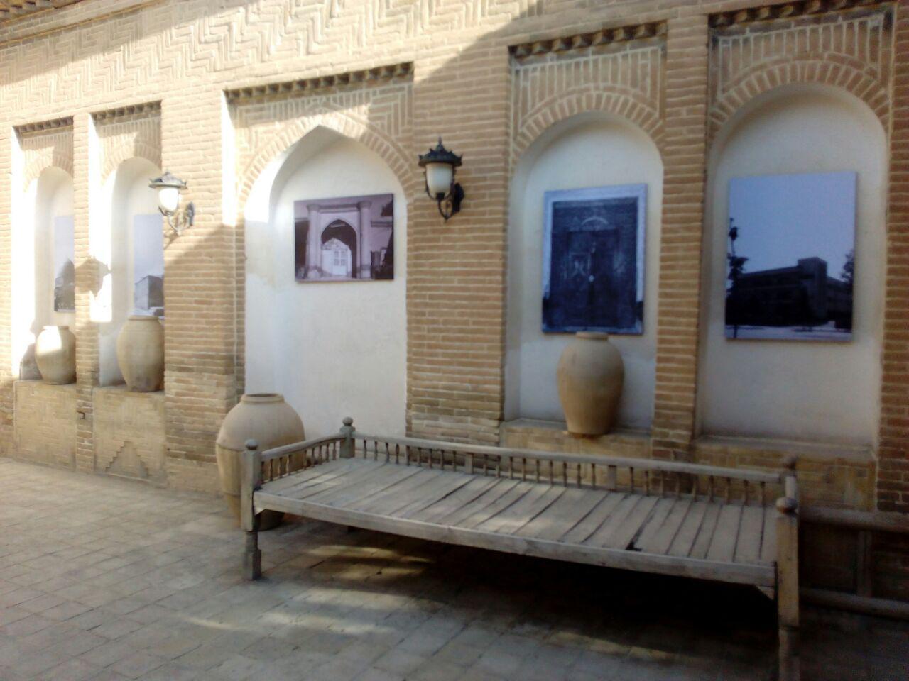 خانه افتخارالاسلام طباطبایی بروجرد
