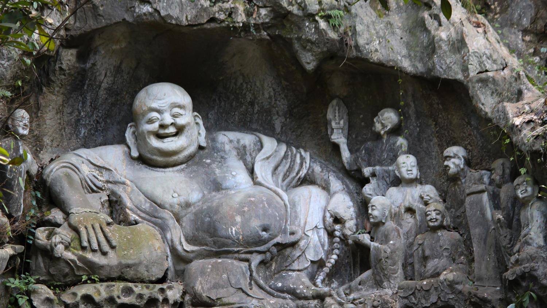 معبد لینگین هانگزو چین