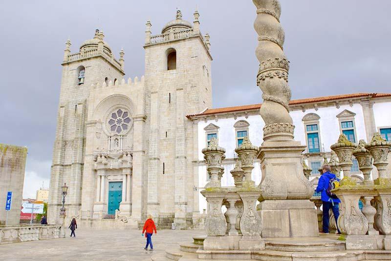 کلیسای جامع پورتو پرتغال