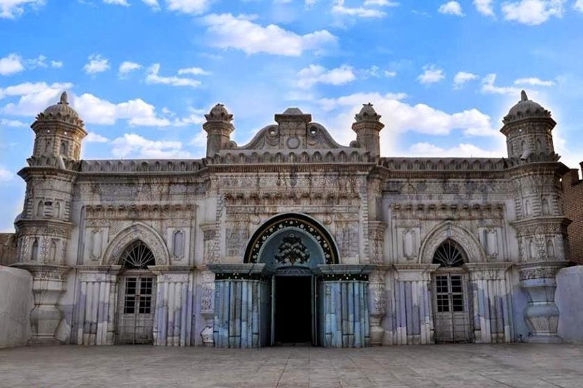 مسجد رانگونی های آبادان