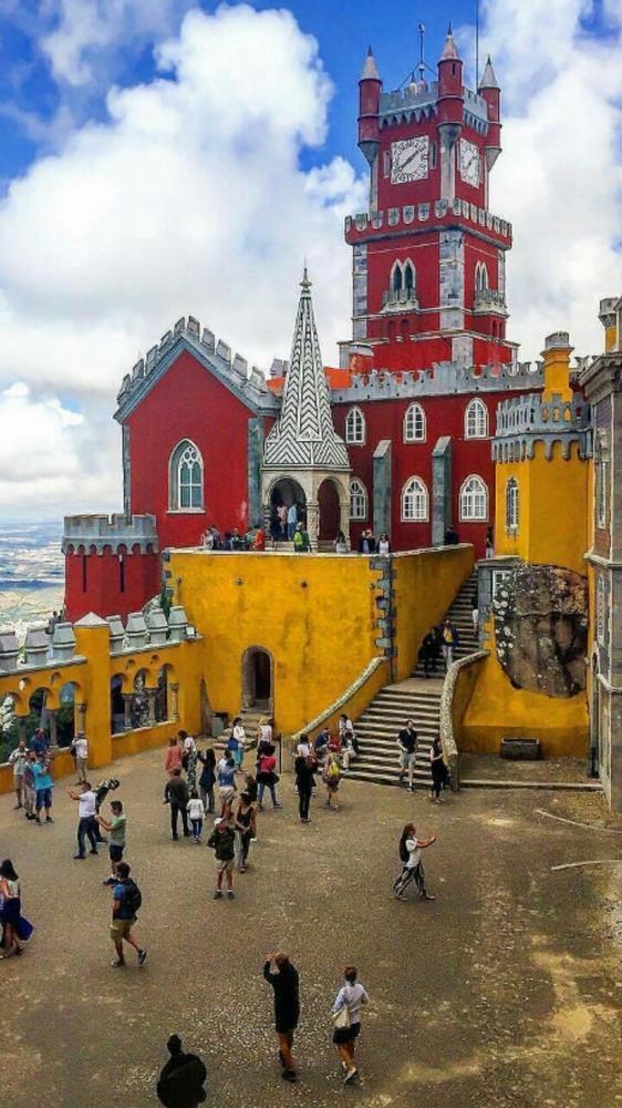 کاخ پنا پرتغال